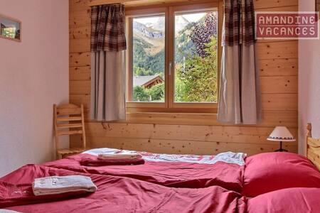 Magnifique Appartement 2 chambres proche des Bains - Leytron - Wohnung