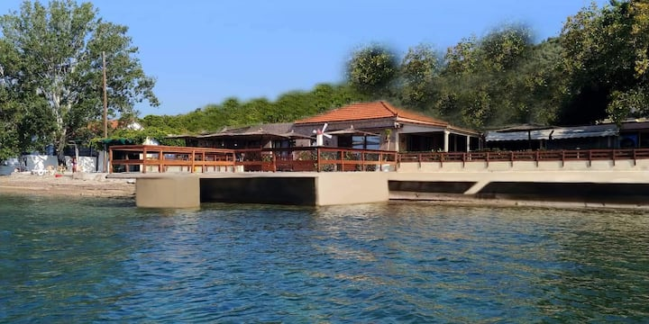 Stone VILLA Inside Sea- Kid's Land[MALAKI-PELION]