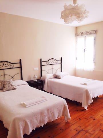 Pensión Fernández /Habitación doble - Vega de Valcarce