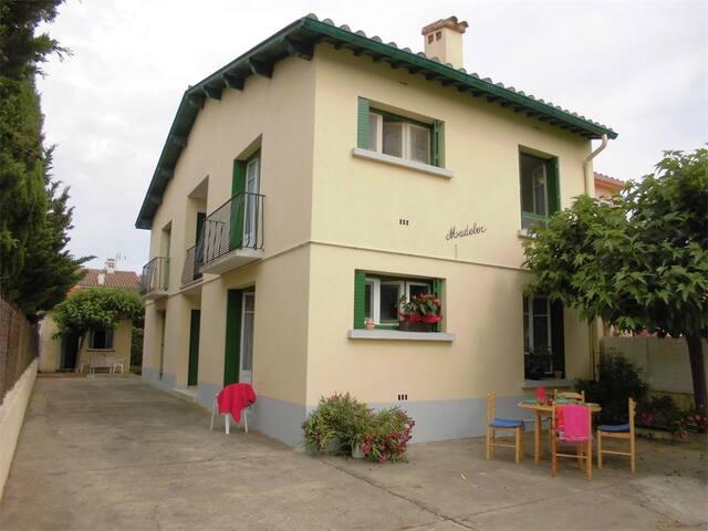 VILLA MADELOC 648 - Argelès-sur-Mer - Wohnung