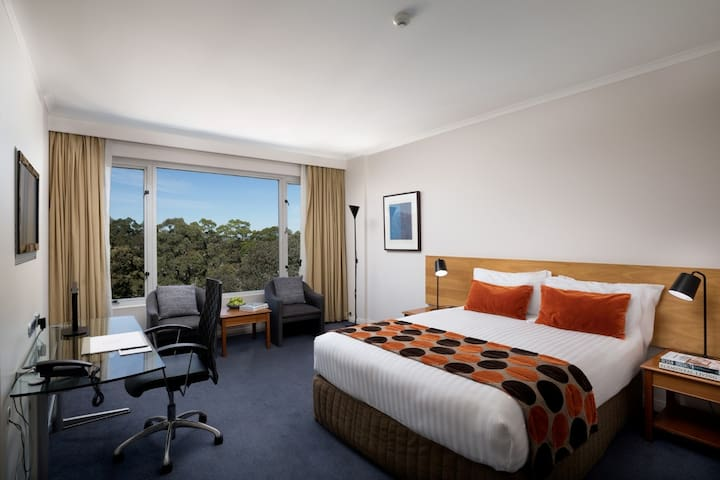 Hotel Room at competitive rates