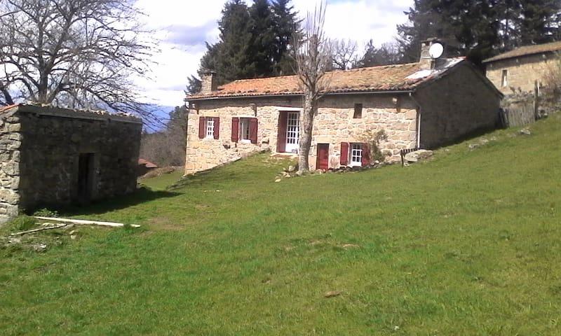 La maison de Fontlas