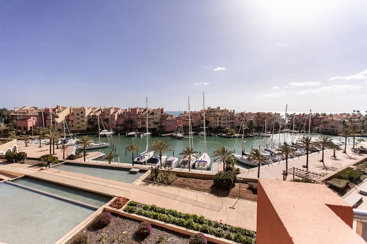 The most stunning views in Sotogrande