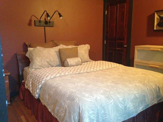 Loft Bedroom - 2nd Bedroom