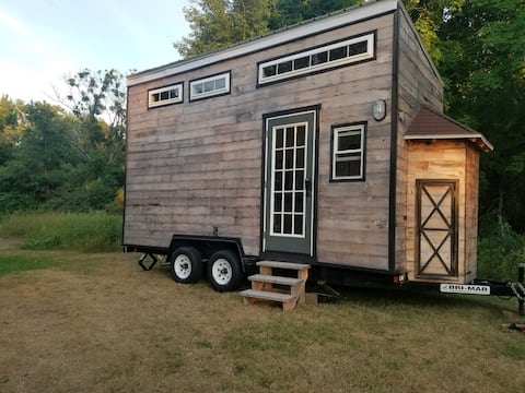 Adirondack Country Living Tiny House Experience