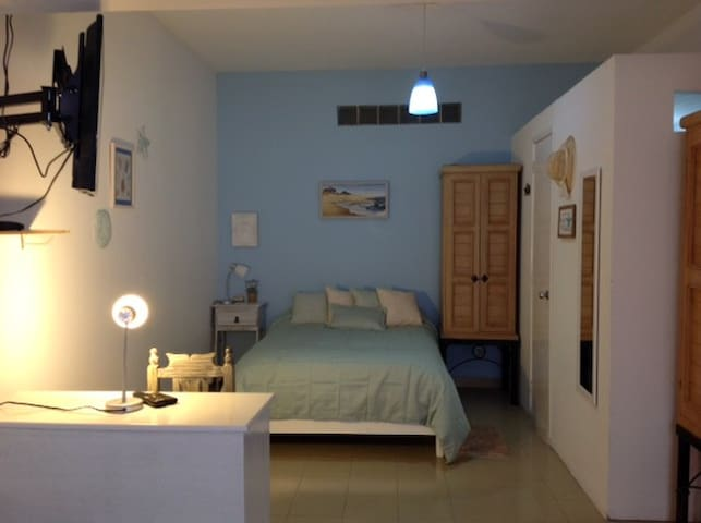Suite independiente en planta baja - Mexiko-Stadt - Wohnung