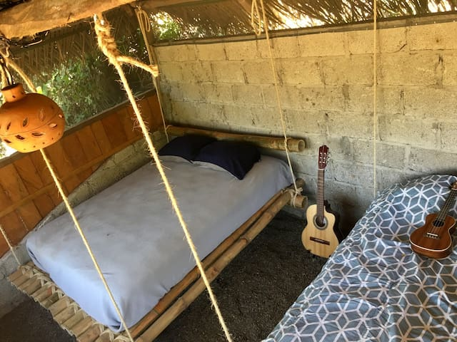 Jungle Glamping in The Capomo Cabaña