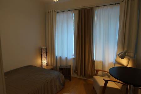 Yksiö keskustassa / studio apartment in the center