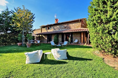 Wonderful home in Val D'Orcia, Tuscany