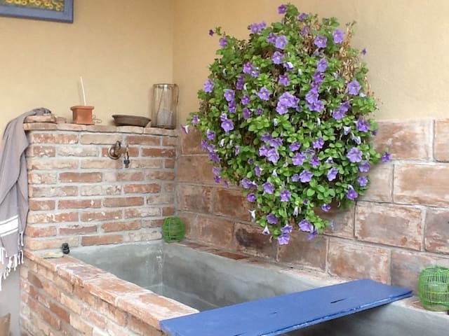 All'Asilo B&B - Stanza Lavanda