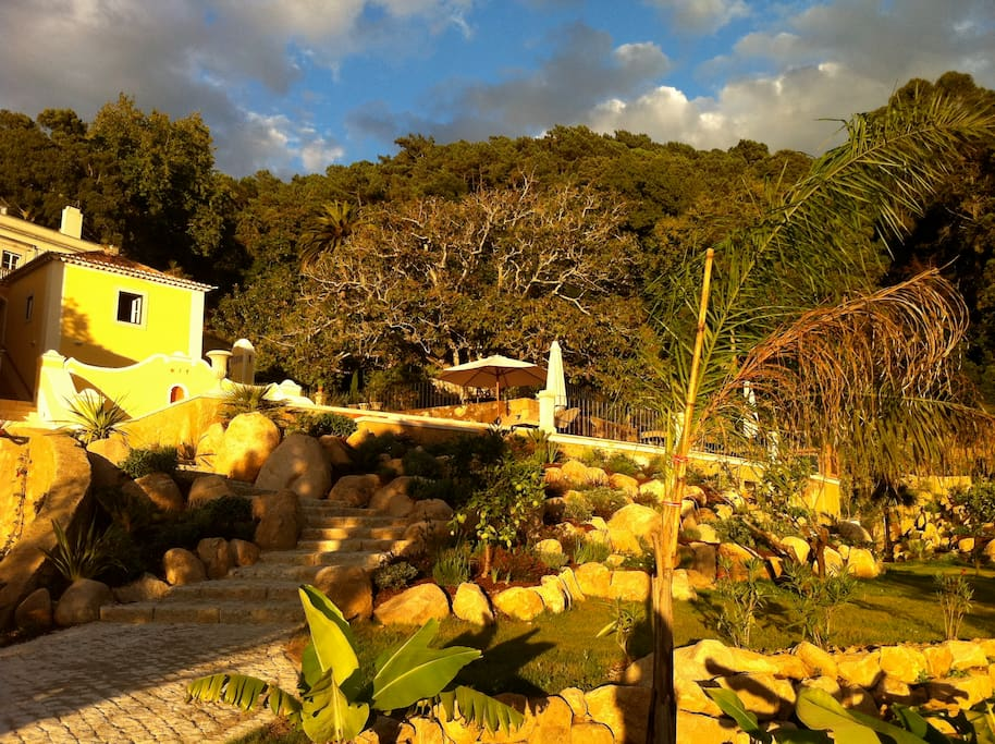 Secluded Villa Limao Luxury, privacy, pool, ocean view and beautifully landscaped gardens,