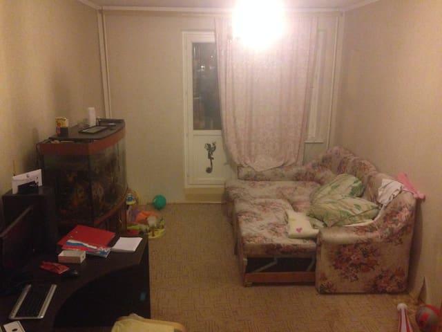Комната в центре - Moskva - Lägenhet