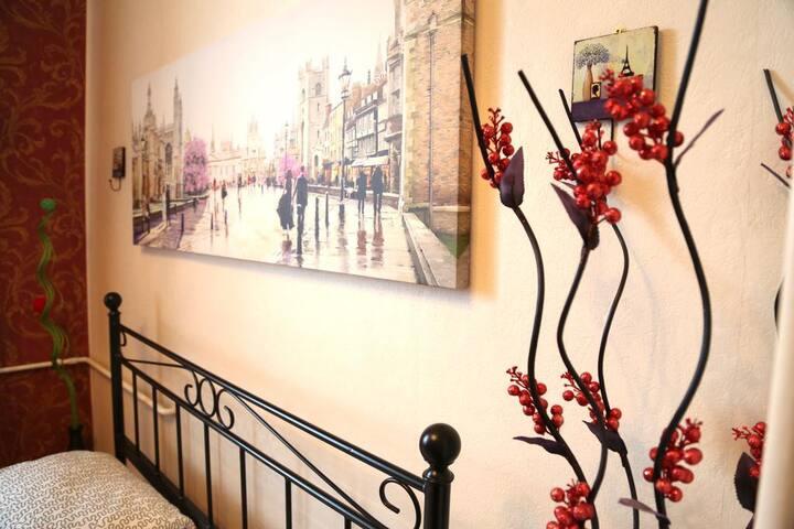 двухместная Renaissance  в Loft Hostel Minsk