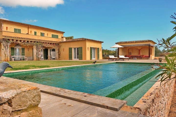 LUXUS-POOL-FINCA IN 5*LOCATION   PANORAMIC VIEW !