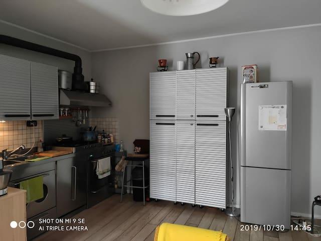 Cucina i Open space