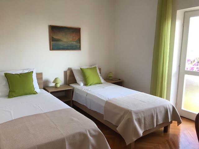 Set as twin room