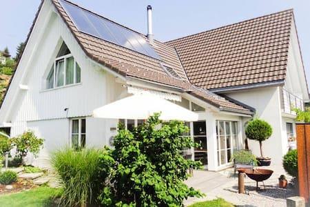 Zimmer 2 in Haus an ruhiger Lage - Eggersriet - 独立屋