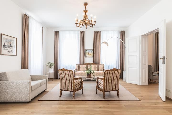 Suite mit Flair in der Altstadt Klagenfurts - BE1