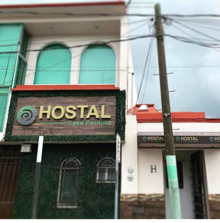 Hostal Casa Pachuca
