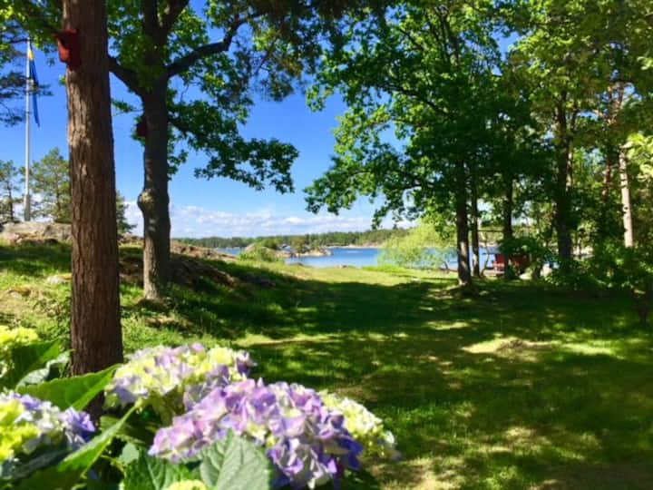 Stockholm Archipelago Paradise - the real thing!