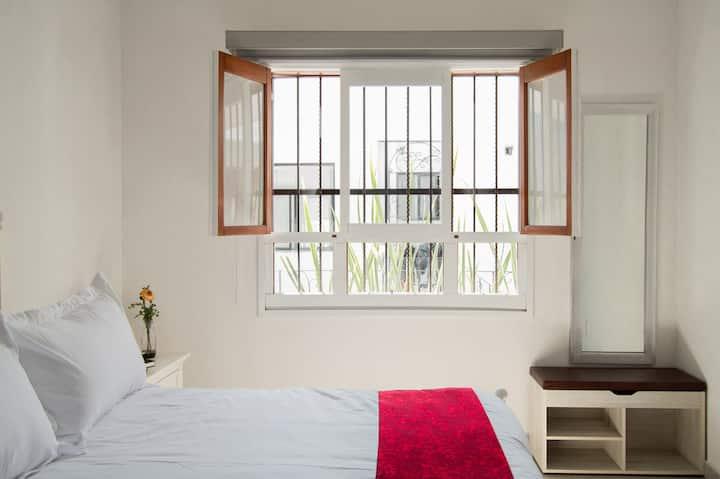 Moderno apartamento en el centro de San Ángel #4