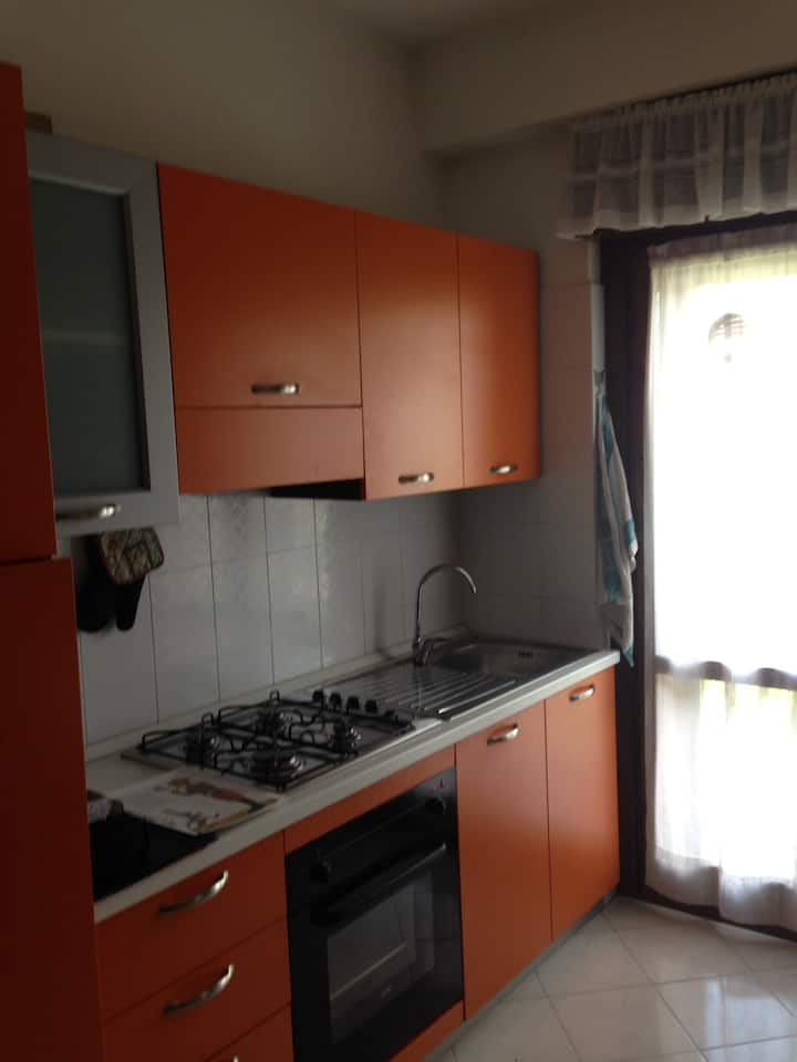 Appartamento confortevole, a due passi da Roma!