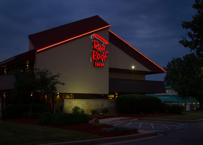 Red Roof Inn Hotel Princeton/Ewing