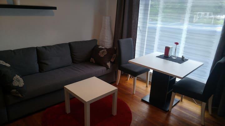 Comfortable apartment in Kiel-Friedrichsort