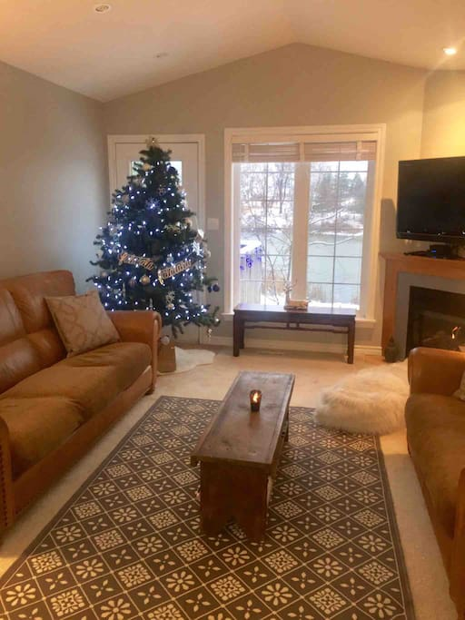 Come celebrate the holidays at the cottage