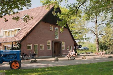 Uniek landgoed in de natuur nabij Ootmarsum - Hezingen - Квартира