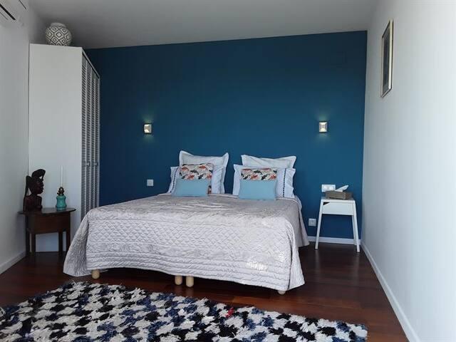 deuxieme chambre en lit double