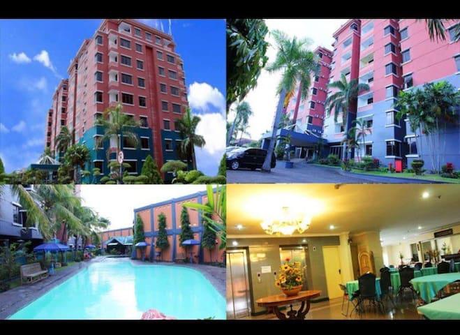Sejahtera Family friendly Apartemen 152