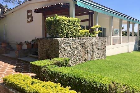 Quinta KarCar , Espectacular !! - Alpuyeca