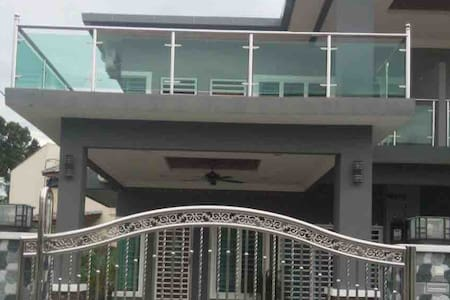 SEASIDE HOLIDAY BANGALOW PORT DICKSON (4BEDROOMS)