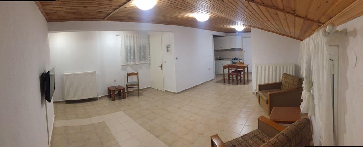 Πολυτελής σοφίτα - Florina - Apartment