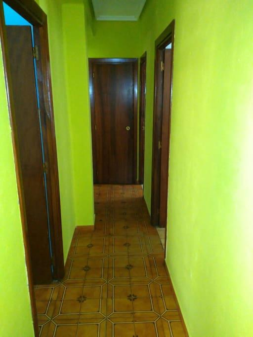 Piso c ntrico junto al parador appartamenti in affitto a for Compartir piso en plasencia