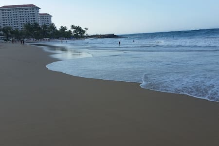 Super Location Condado Beach 2 - San Juan - Wohnung