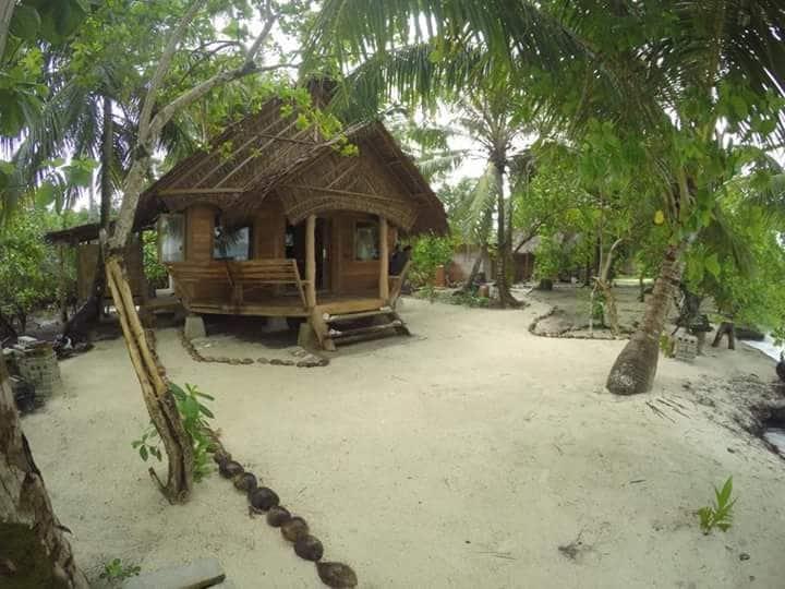 Samud surfcamp Mentawai
