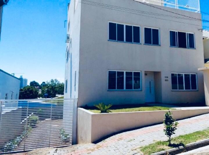 Casa Família Alves Quarto executivo