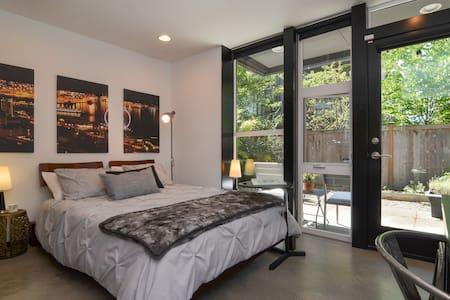 Private Suite in Modern Townhome close to Downtown - Seattle