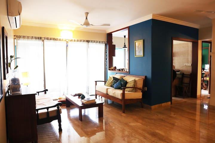 Peace in Bombay - Mumbai - Apartment