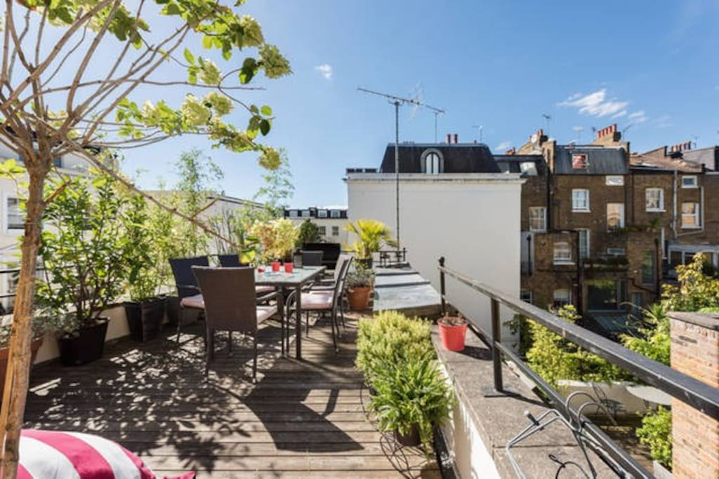 Bed And Breakfast London Notting Hill