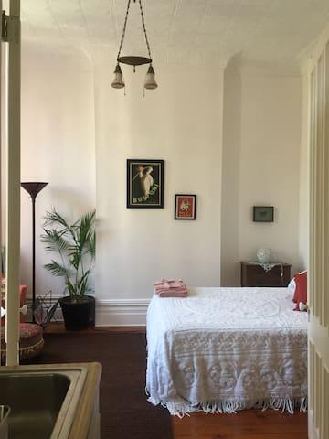 Looking into Bedroom