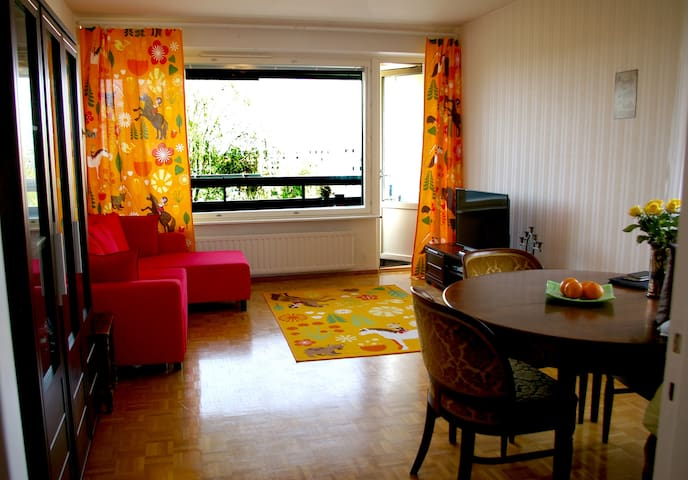 Cozy apartment, central location - Tampere