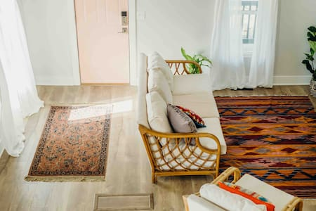 Completely Remodeled Boho Bungalow Near Downtown