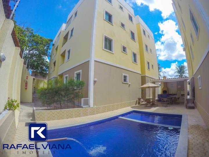 Apartamento com 03 quartos em Pajuçara Maracanaú