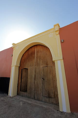Maison marocaine de village
