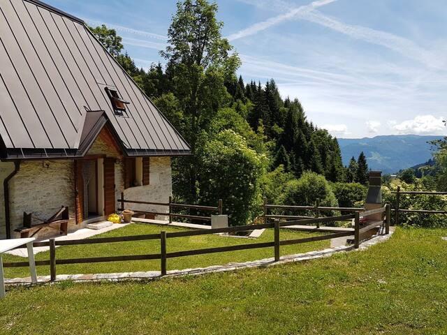 Chalet di montagna in Trentino