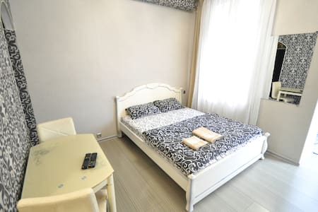 Stylish studio, city center of Odessa