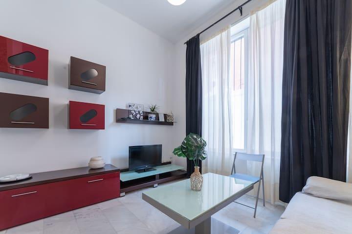 C U C O´S  N E S T/Cool neighborhood/MADRID CENTER